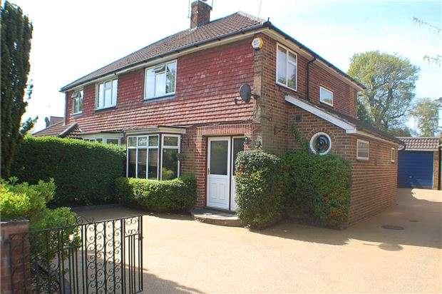 3 Bedrooms Semi Detached House for sale in Weald Way, REIGATE, Surrey, RH2 7RG
