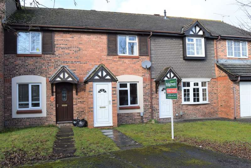2 Bedrooms Terraced House for sale in Saddleback Road, Shaw