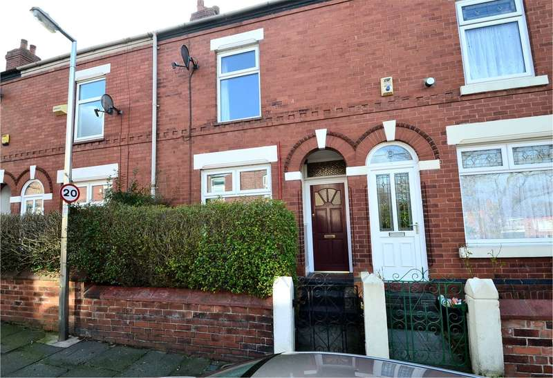 2 Bedrooms Terraced House for sale in Athens Street, Offerton, Stockport SK1 4DX