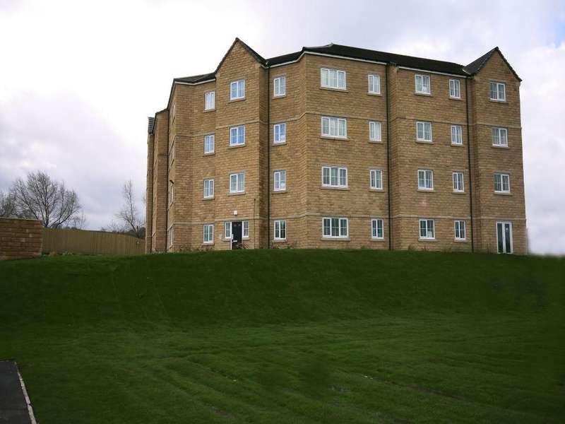 1 Bedroom Apartment Flat for sale in Calder View, Lower Hopton, Mirfield, WF14