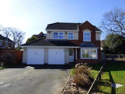 4 Bedrooms Detached House for sale in Oak Leaf Drive, Moseley, Birmingham, West Midlands