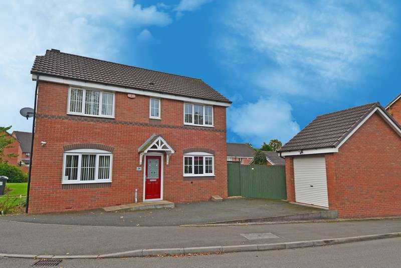 3 Bedrooms Detached House for sale in Pepper Wood Drive, Northfield, Birmingham