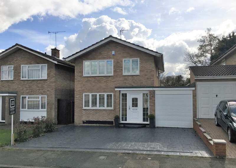 3 Bedrooms Detached House for sale in South Ridge, Billericay