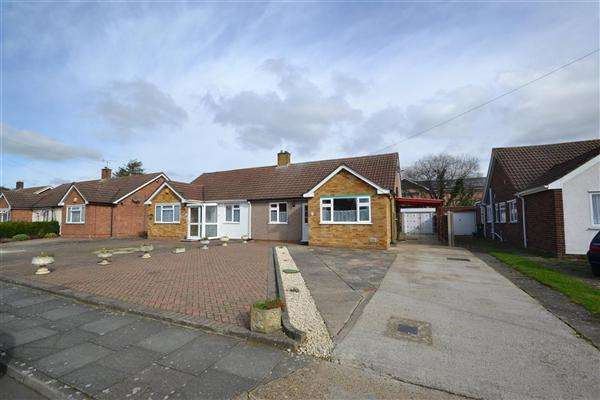 2 Bedrooms Bungalow for sale in Oak Way, Feltham