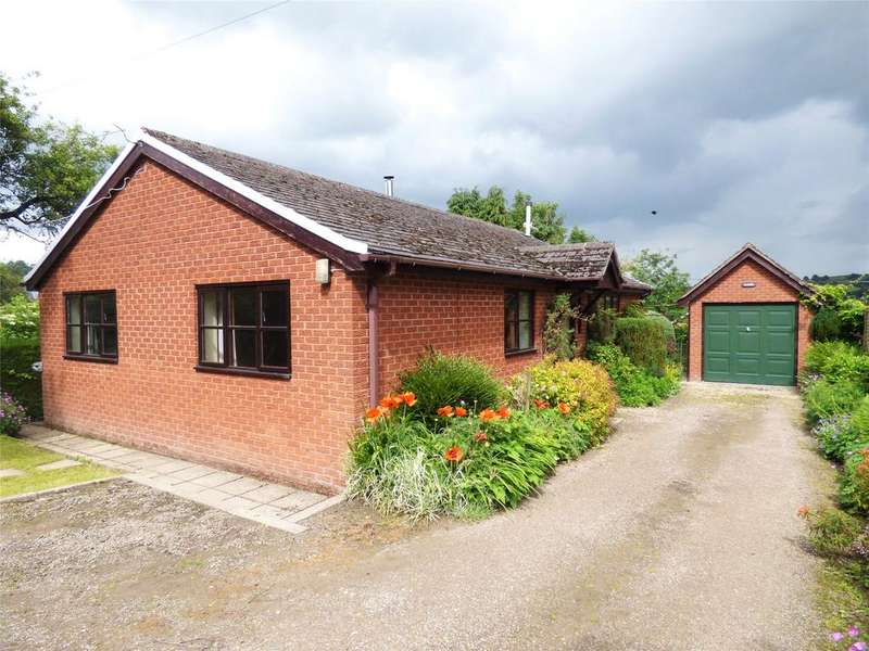 3 Bedrooms Detached Bungalow for sale in Painscastle, Builth Wells, Powys