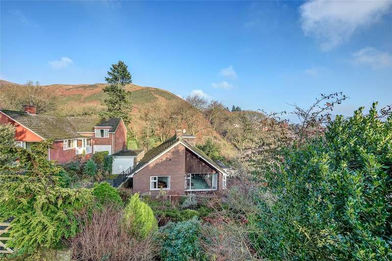 3 Bedrooms Detached Bungalow for sale in Burway Road, Church Stretton, Shropshire