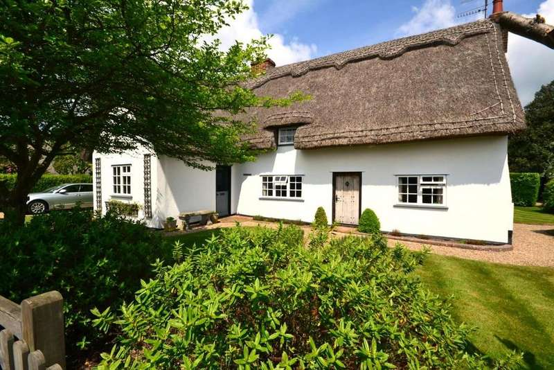 3 Bedrooms Detached House for sale in Park Lane, Langham, Colchester, Essex, CO4