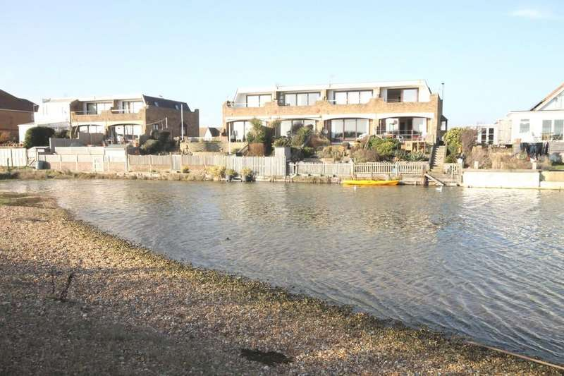 4 Bedrooms End Of Terrace House for sale in Widewater, Lancing