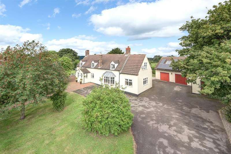 6 Bedrooms Detached House for sale in Nordley, Astley Abbotts, Bridgnorth, Shropshire