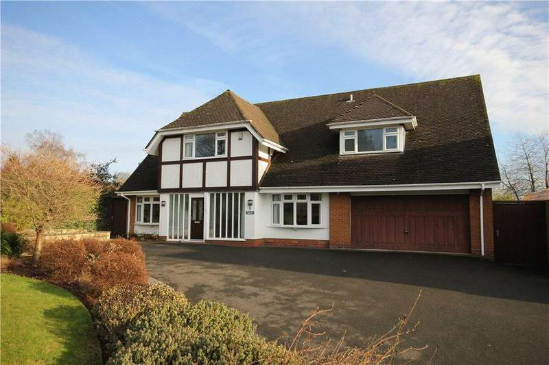 4 Bedrooms Detached House for sale in Church Avenue, Clent, Stourbridge, DY9