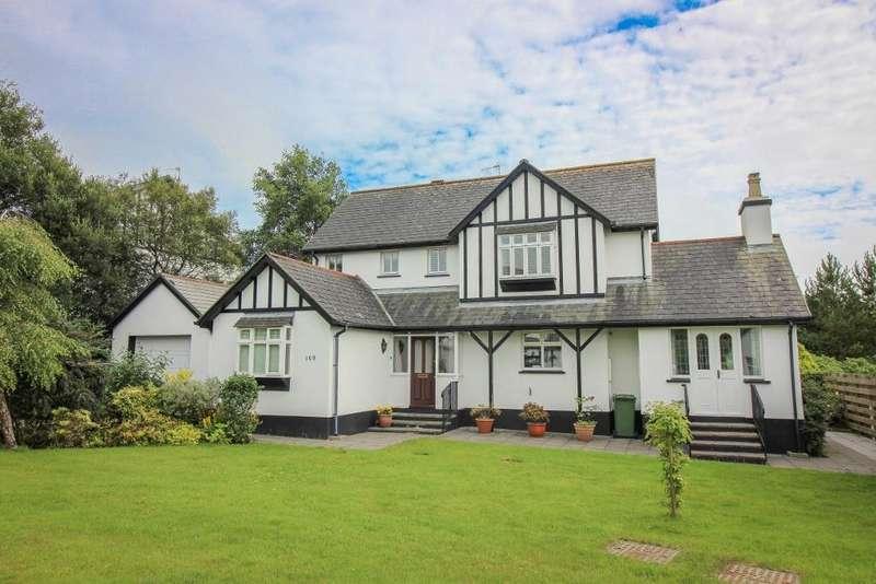 4 Bedrooms Detached House for sale in Fairways Drive, Mount Murray, Santon, IM4 2JE