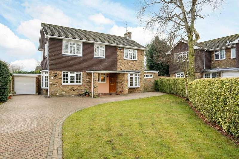 4 Bedrooms Detached House for sale in Birch Lane, Stock, Ingatestone, Essex, CM4