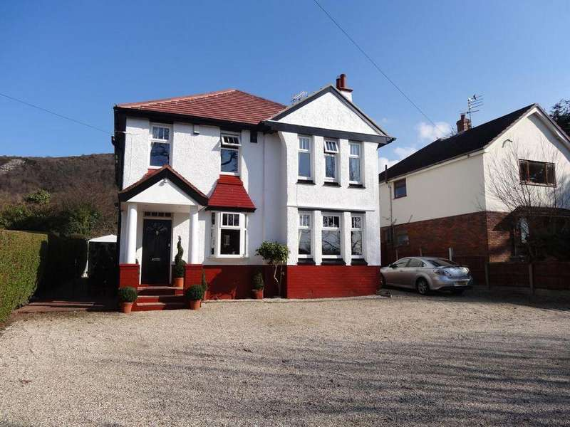 4 Bedrooms Detached House for sale in Meliden Road, Prestatyn