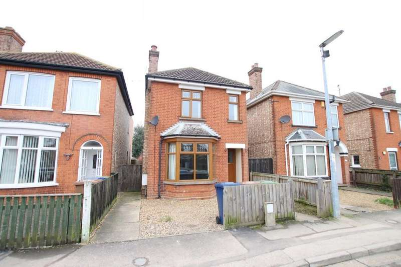 3 Bedrooms Detached House for sale in Henson Road, March