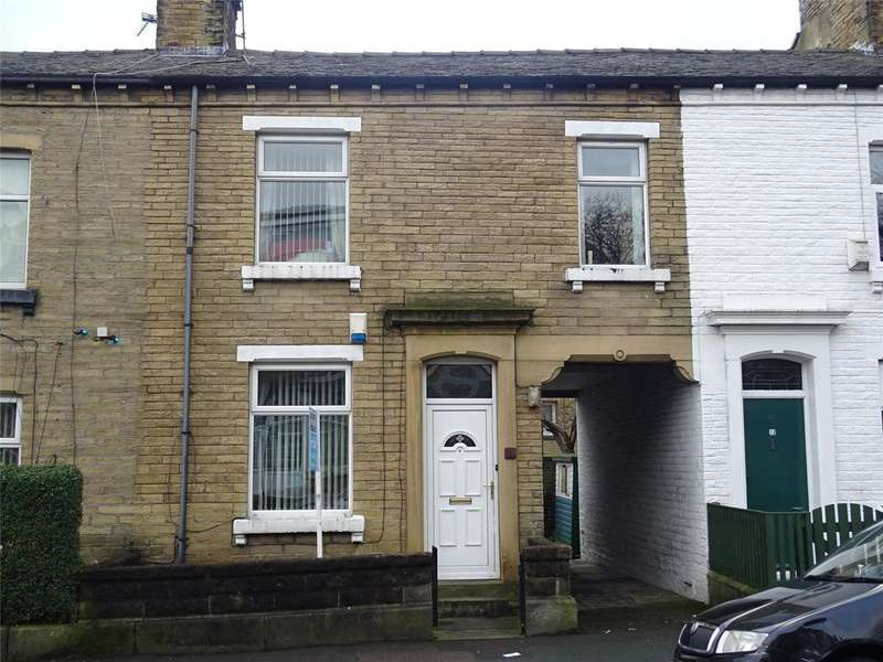 2 Bedrooms Terraced House for sale in West Park Road, Bradford, West Yorkshire, BD8