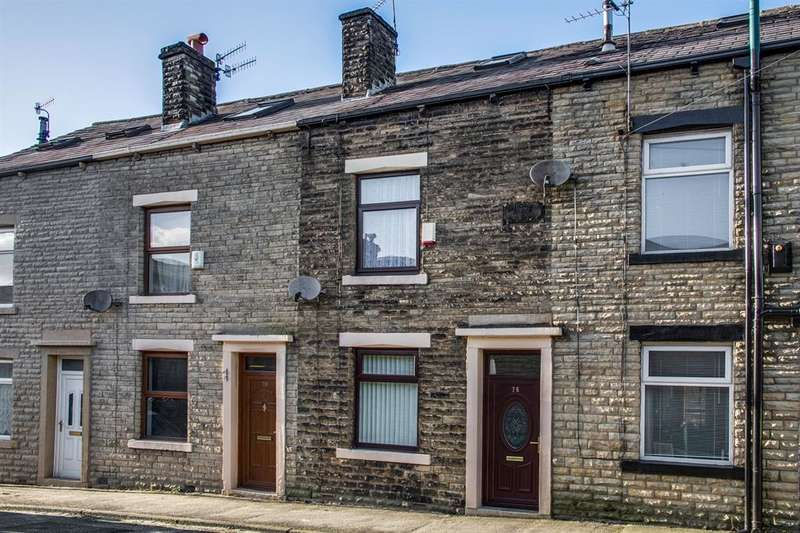 3 Bedrooms Terraced House for sale in Victoria Street, Littleborough, OL15 8BN