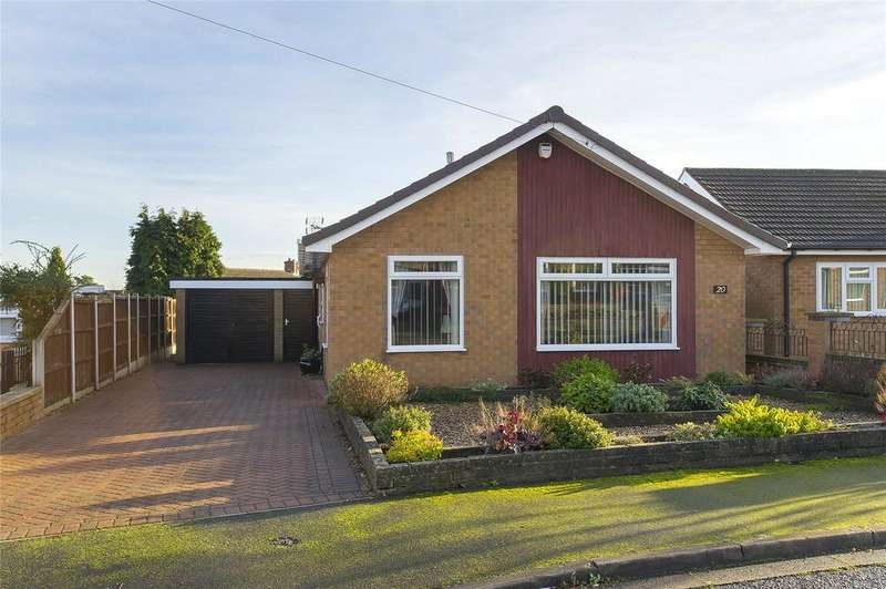 3 Bedrooms Detached Bungalow for sale in Heather Rise, Bramcote Hills, Beeston, Nottingham, NG9