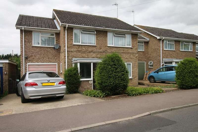 4 Bedrooms Detached House for sale in Treeway, Chatteris