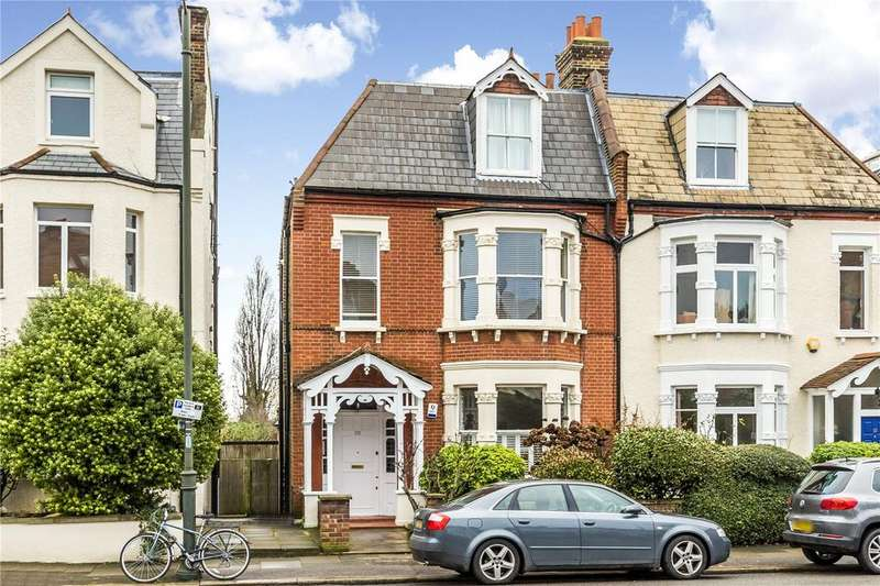 1 Bedroom Flat for sale in Home Park Road, London, SW19