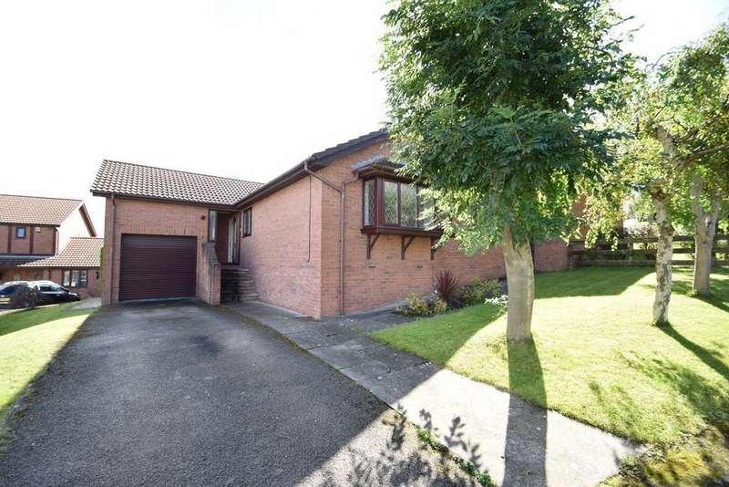 3 Bedrooms Detached Bungalow for sale in Parc Ffynnon, Llysfaen