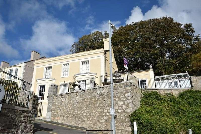 5 Bedrooms Detached House for sale in Ty Gwyn Road, Llandudno