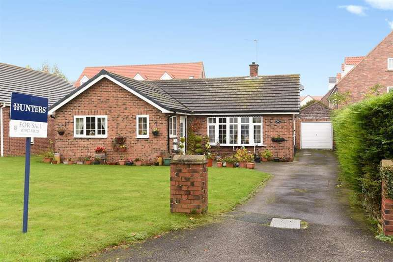 3 Bedrooms Bungalow for sale in Station Road, Church Fenton, Tadcaster, LS24 9RA