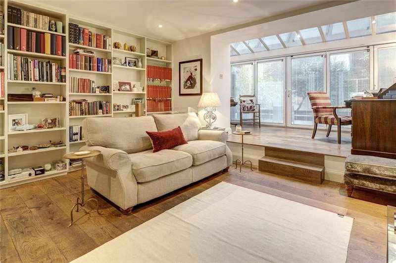 3 Bedrooms Terraced House for sale in Brendon Street, Marylebone, London, W1H