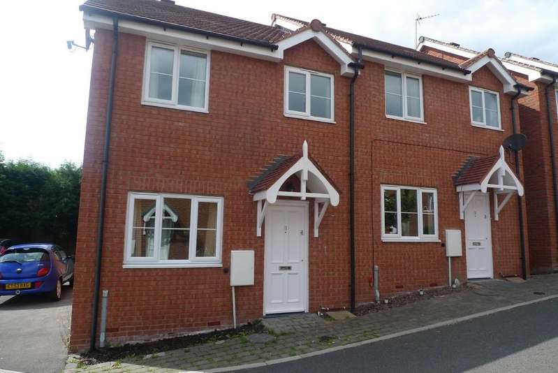 3 Bedrooms Semi Detached House for sale in Vicarage Grove, Acocks Green