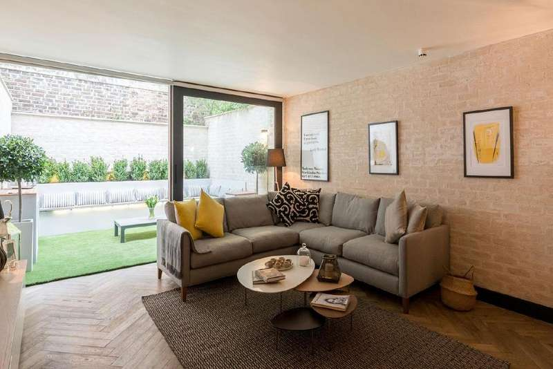 2 Bedrooms Flat for sale in Garway Road, Bayswater, W2