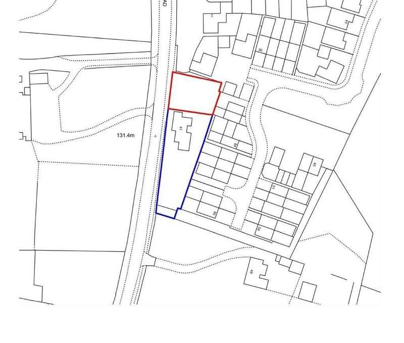 Land Commercial for sale in Four Ashes Road, Dorridge