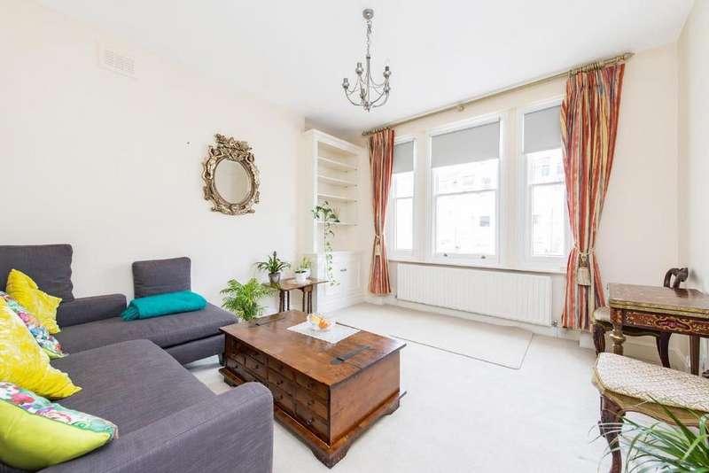 1 Bedroom Flat for sale in Westgate Terrace, London, SW10