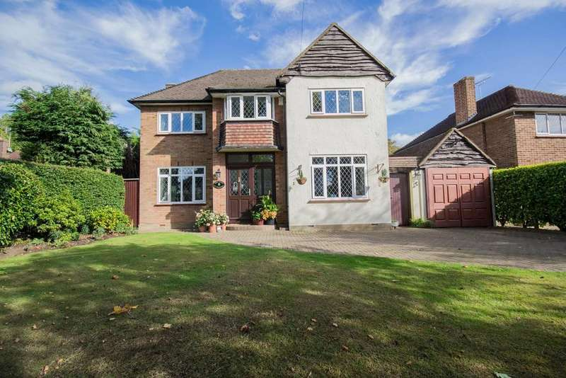 3 Bedrooms Detached House for sale in Heronway, Hutton, Brentwood, Essex, CM13
