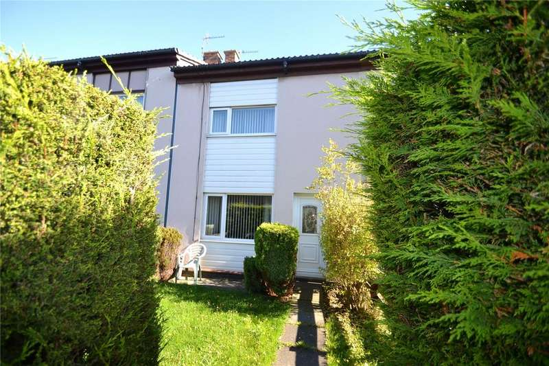 2 Bedrooms Terraced House for sale in Torver Close, Peterlee, Co.Durham, SR8