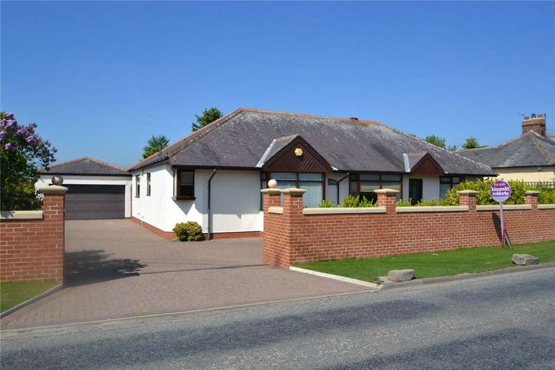 3 Bedrooms Detached Bungalow for sale in Fernleigh, Salters Lane, Haswell Moor, Co. Durham, DH6