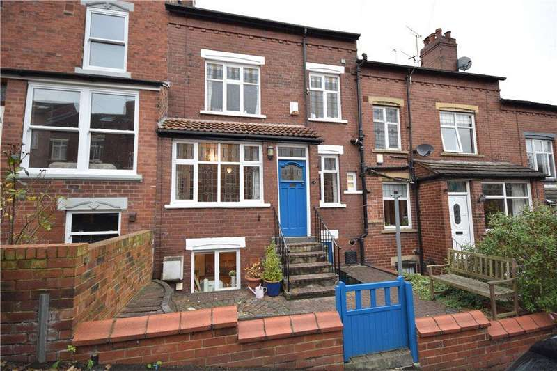 3 Bedrooms Terraced House for sale in Pasture Crescent, Chapel Allerton, Leeds