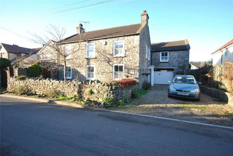 4 Bedrooms Detached House for sale in 23 Barrows Road, CHEDDAR, Somerset, BS27