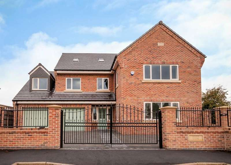 6 Bedrooms Detached House for sale in Elmsmere Drive, Oldcotes