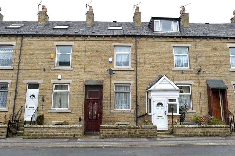 2 Bedrooms Terraced House for sale in Dawson Terrace, Bradford, West Yorkshire, BD4