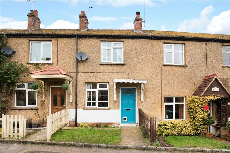 2 Bedrooms Terraced House for sale in The Terrace, Chapel Lane, Akeley, Buckinghamshire