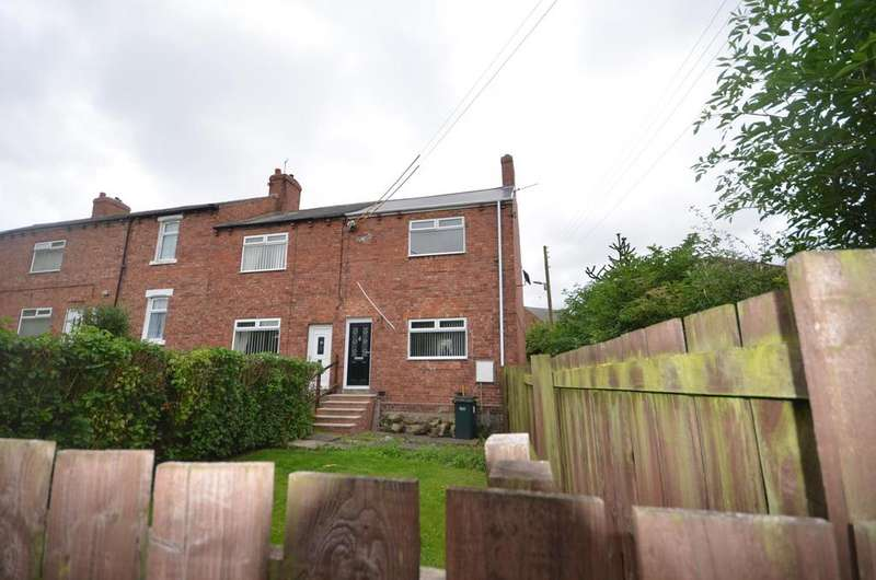 2 Bedrooms End Of Terrace House for sale in Birtley