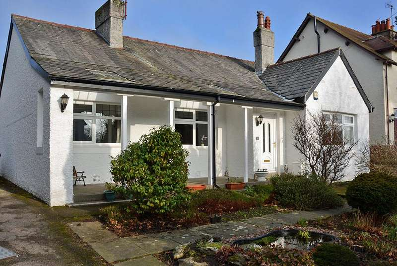 4 Bedrooms Detached Bungalow for sale in Woodland Road, Ulverston