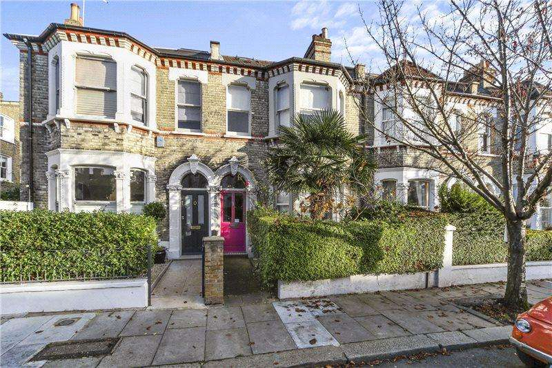 5 Bedrooms Terraced House for sale in Ingersoll Road, London, W12