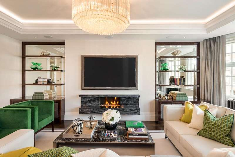 4 Bedrooms Flat for sale in Cliveden Place, London. SW1W