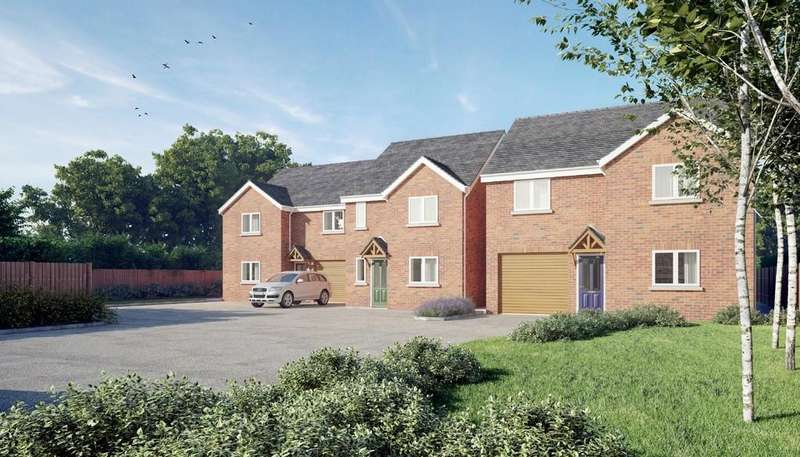 4 Bedrooms Detached House for sale in Plot 2 The Larch Compton Gardens