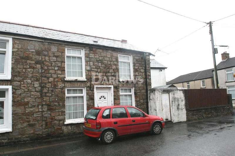 2 Bedrooms Semi Detached House for sale in Holford Street Cefn Coed