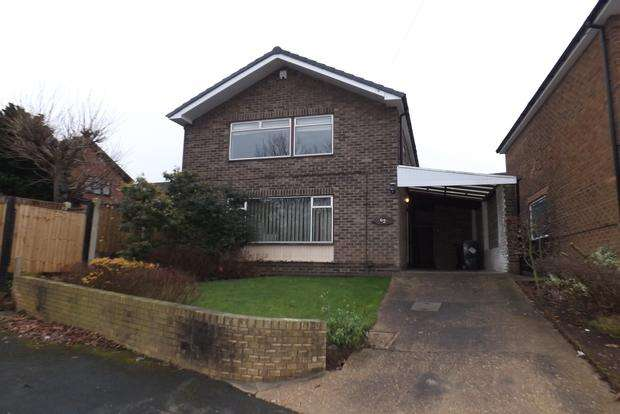 3 Bedrooms Detached House for sale in Weaverthorpe Road, Woodthorpe, Nottingham, NG5