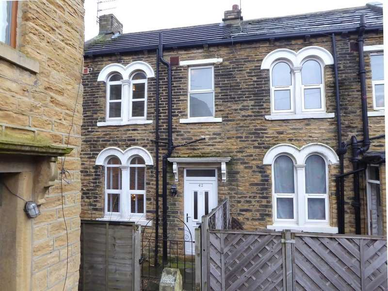 1 Bedroom Semi Detached House for sale in Hammerton Street, Pudsey