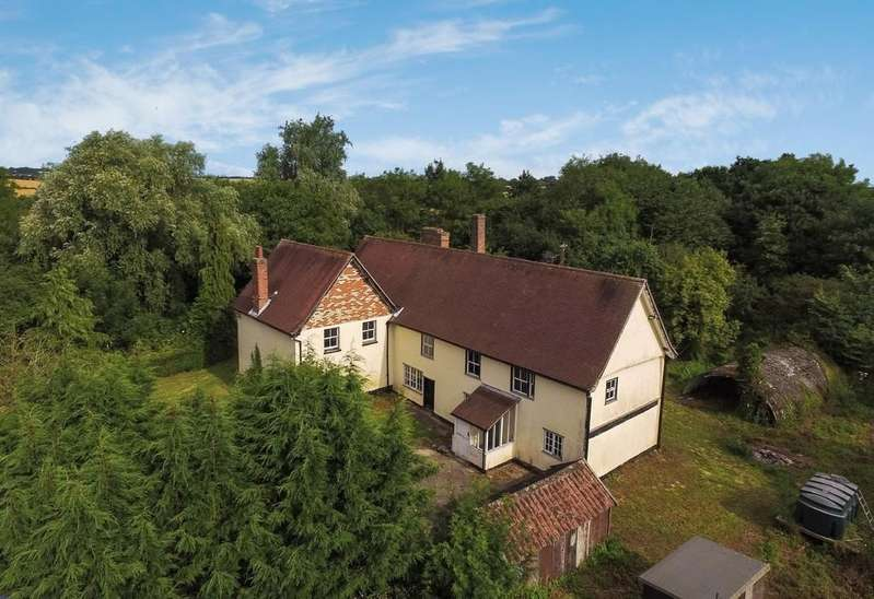 6 Bedrooms Detached House for sale in Mickfield, Suffolk
