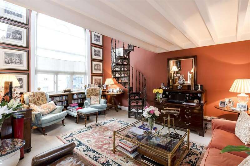 4 Bedrooms End Of Terrace House for sale in Bristol Gardens, Little Venice, London, W9