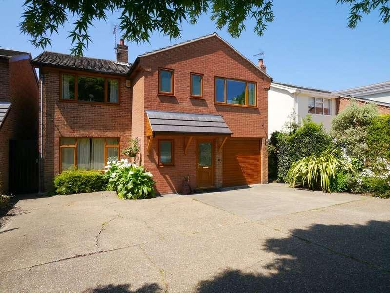 4 Bedrooms Detached House for sale in Oulton Street, Oulton, Lowestoft